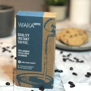 We sell quality instant coffee direct to consumers that is unlike any other traditional brand out there. Medium Roast Colombian Single-Serve Instant Coffee