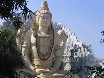 Shiva Wallpapers Mahadev Lord Desktop Background Mountain