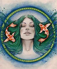 DeviantART Zodiac Art Pisces