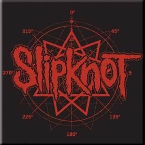 Slipknot Logo Magnet