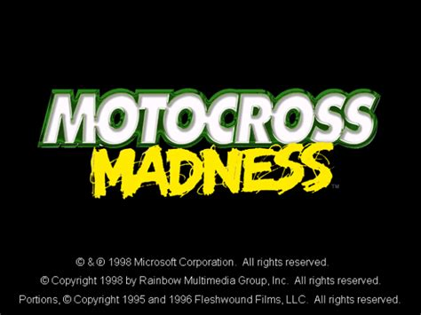 motocross madness 2 windows 7 motocross madness windows screen 7 image mod db