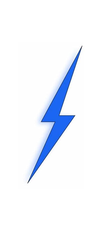 Lightning Bolt Clipart Clip Cartoon Transparent Background
