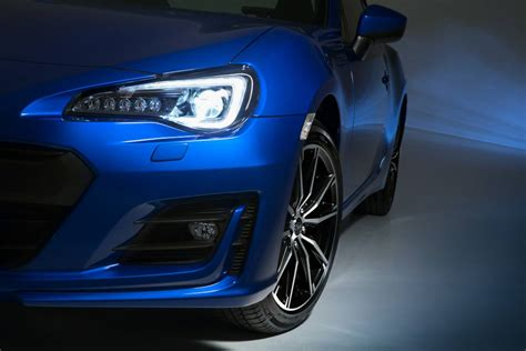 upgraded subaru brz pricing  specification