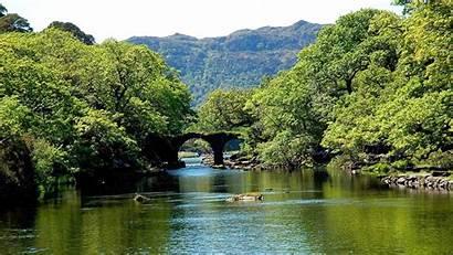 Ireland Irish Killarney Wallpapers Lakes Landscape Backgrounds