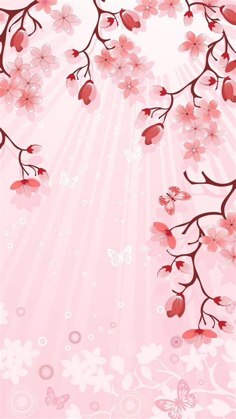 Pink Animated Wallpaper - pink flower wallpaper animated 2019 wallpapers