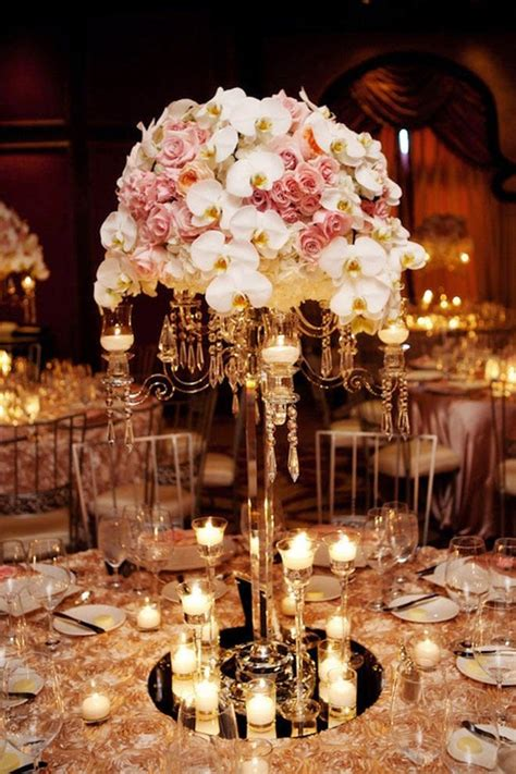 12 Stunning Wedding Centerpieces 25th Edition Wedding