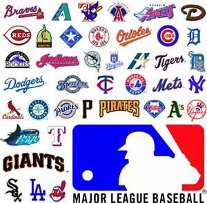Gallery For > All Baseball Logos