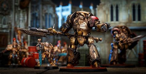40K: Custodes Dreadnought Throwdown - Bell of Lost Souls