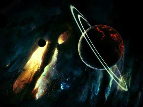fondo planeta saturno en fondos de pantalla