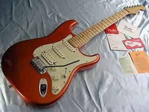 Fender American Deluxe Stratocasters  U2013 Stratocaster Design