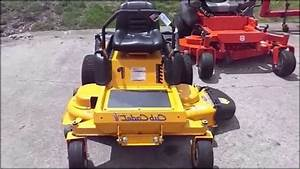Cub Cadet Zero Turn 50 Inch Deck Parts