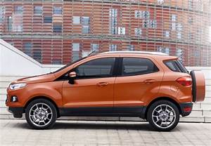 Ford Ecosport Boite Automatique : ford ecosport 1 5 duratec 110 titanium powershift a ann e 2013 fiche technique n 158344 ~ Maxctalentgroup.com Avis de Voitures