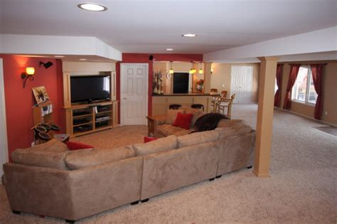 top  inexpensive ideas  basement remodeling