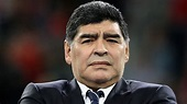 Diego Maradona On Donald Trump, Vladimir Putin, And ...