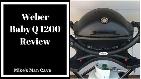 weber q 1200 gaskartusche weber baby q 1200 review