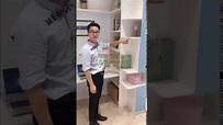 香港傢俬 全屋設計訂做不鏽鋼櫥櫃 U形櫥櫃餐櫃 廚房組合櫥櫃訂做 廚房L型櫥櫃 不鏽鋼櫥櫃 櫥廚櫃定做 開放 ...
