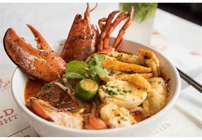 Lobster Laksa Fancy Malaysia Pints Pince Dish