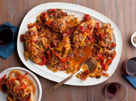 roman style chicken recipe giada de laurentiis food