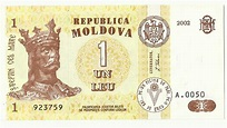 Coin n Currency Collection: Banknotes of Moldova