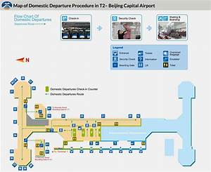Beijing Capital Airport Terminal 2  Airlines  Service