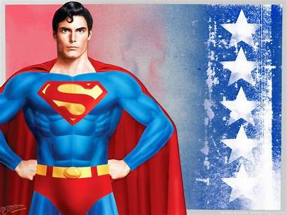 Superman Super Background Reeve Wallpapers Christopher 1200