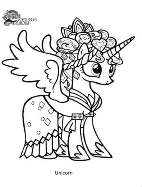 44 baru gambar mewarnai anak unicorn