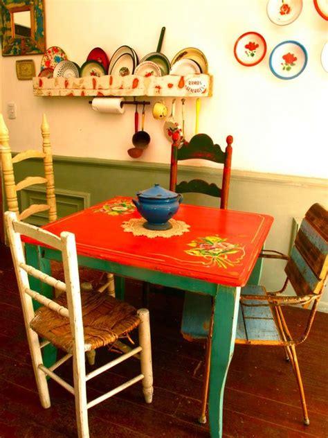 decoracion hippie chic de cocinas  como organizar la