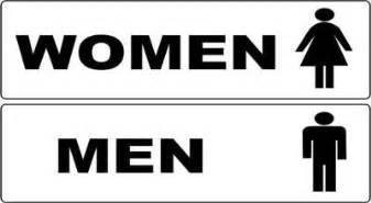 Logo Toilet Pria Dan Wanita Contoh Skripsi Ku