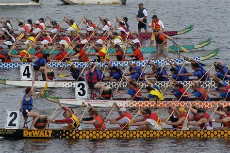 Dragon Boat Racing Gloucester by Dragon Boat Festival In Shanghai Scandasia