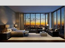 Bedroom suite design, luxury penthouses new york city