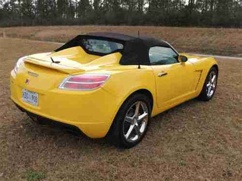 Saturn Sky For Sale