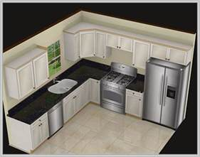 10 x 10 kitchen ideas 10 10 l shaped kitchen designs home design ideas