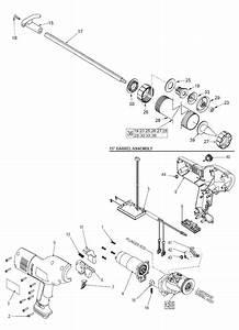 Buy Milwaukee 6562 Adhesive Gun With 20