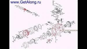 0470506016   U0422 U041d U0412 U0414 Bosch Vp44  Distributor Injection Pump
