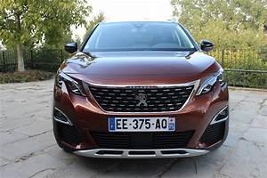 Caractéristiques Peugeot 3008 : les principales caract ristiques techniques ~ Maxctalentgroup.com Avis de Voitures