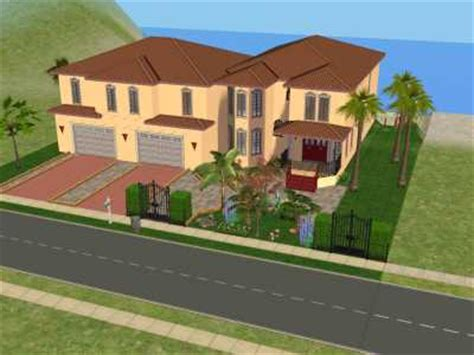 Moderne Häuser Sims 2 by My Sims 2 House By Chocolatewaffles659 On Deviantart
