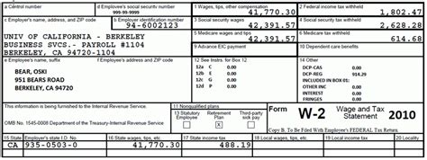 Where to Find Adjusted Gross Income On W-2