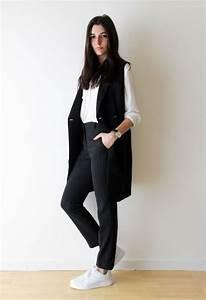 17 best ideas about Sleeveless Blazer on Pinterest | Sleeveless coat Sleeveless jacket and Long ...