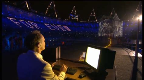 tim berners lee    computer  olympics