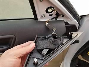 How To   Replace Hyundai Elantra Side View Mirror
