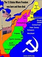 The 13 Colonies Started Freedom. Now They're Destroying It ...