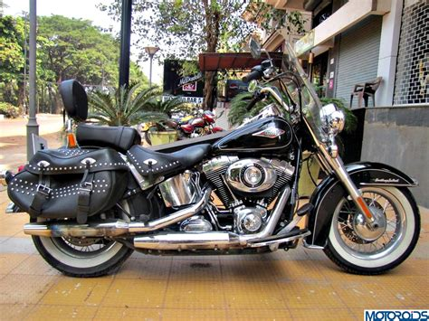 Harley Davidson Heritage Softail Review by Harley Davidson Heritage Softail Classic Review Opulence