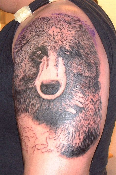 Pooh Tattoo Designs bear tattoos designs ideas  meaning tattoos 935 x 1412 · jpeg