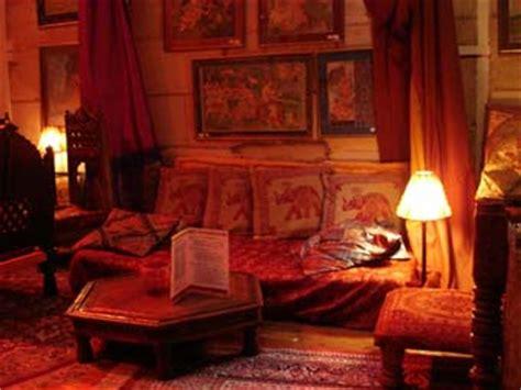 chambre style hindou déco salon hindou