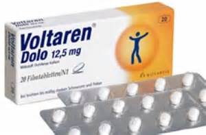 Diclofenac which also goes by the name of Voltaren are both medicines ... Diclofenac