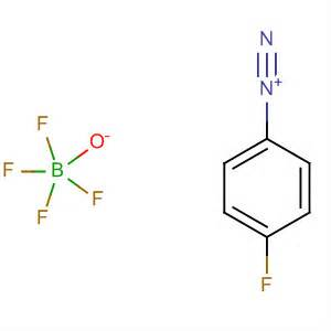 CAS No.459-45-0,Benzenediazonium, 4-fluoro ...