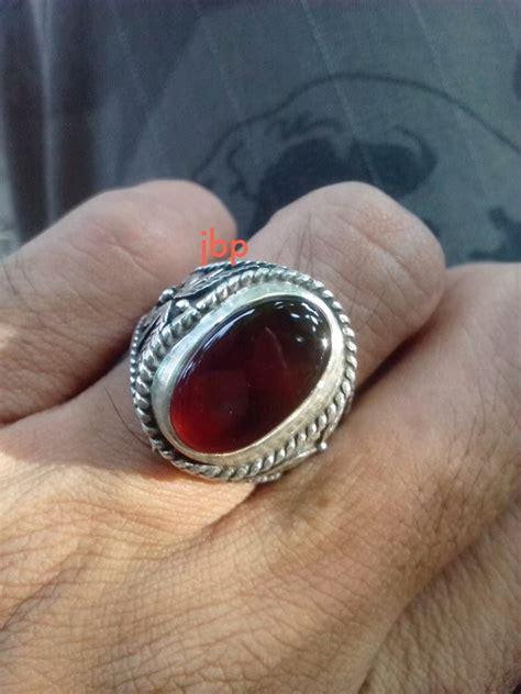 cincin kecubung api asli batu yaman asli serta ciri cirinya jualbatupirus