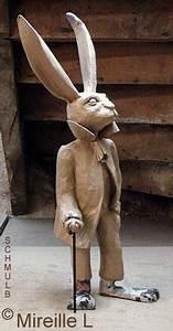 Sculpture En Papier Maché : 257 best images about rabbit hare on pinterest march hare ceramic sculptures and running ~ Melissatoandfro.com Idées de Décoration