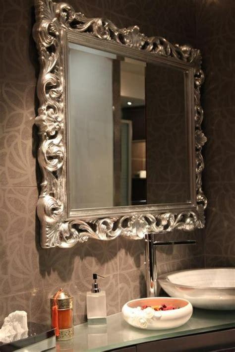 chambre a coucher baroque le miroir baroque est un joli accent déco archzine fr