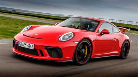 2018 Porsche 911 Gt3 Release Date, Price And Specs